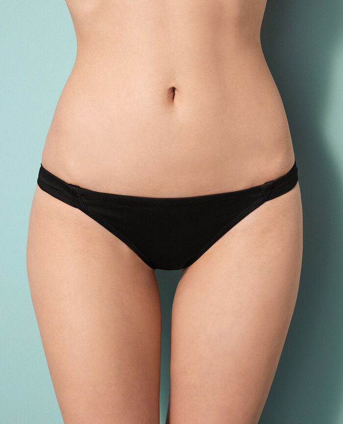 High-cut bikini briefs Black Princesse tam.tam x uniqlo