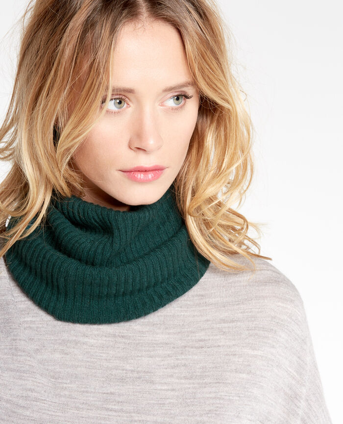 Collar Midnight green Cozy