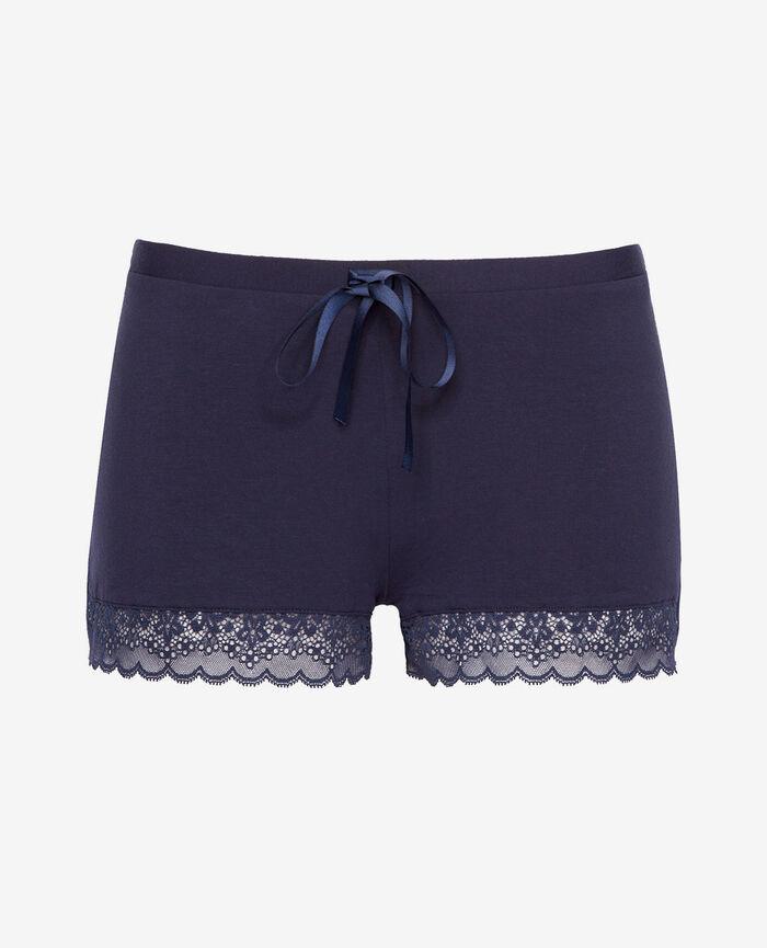 Boxer shorts Navy Flora