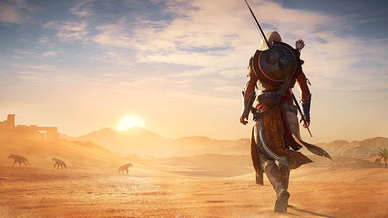 [Assassin's Creed Origins] ออกทั้งทีเอาให้คุ้ม!! กับชุดพิเศษ 5 แบบให้เลือกเก็บกันแบบจุใจ!!