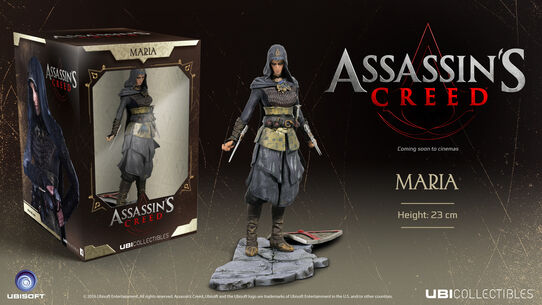 Assassin's Creed Movie - Maria figurine, , large