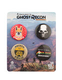 Ghost Recon Wildlands Pins Set 1, , large