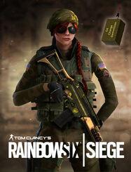 Tom Clancy's Rainbow Six Siege - Ash Engineering Set, , large