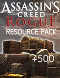 Assassin's Creed Rogue - Resource Pack DLC, , large