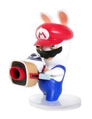 Mario + Rabbids Kingdom Battle: Rabbid Mario 3'' Figurine, , large
