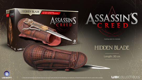 Assassin's Creed Movie – The Hidden Blade, , large