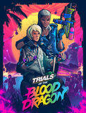 Trials of the Blood Dragon, , large