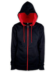 Assassin's Creed Beaked Zip Hoodie - Black, , large