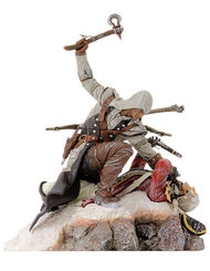 Assassin's Creed III: Connor - The Last Breath Figurine, , large