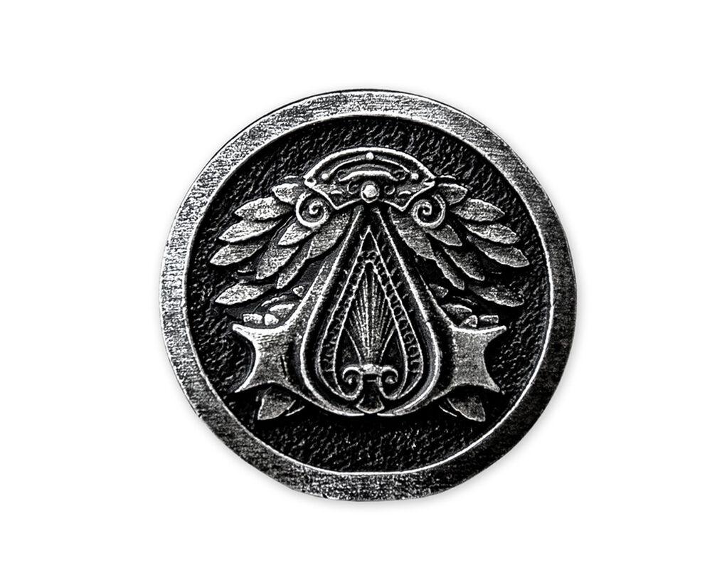 Assassins Creed Brooch Pins Knights Templar Master Eagle