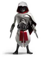 Assassin's Creed - Ezio Auditore Figurine by coarse, , large