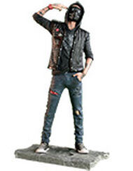 Watch_Dogs 2 - The Wrench Figurine, , large