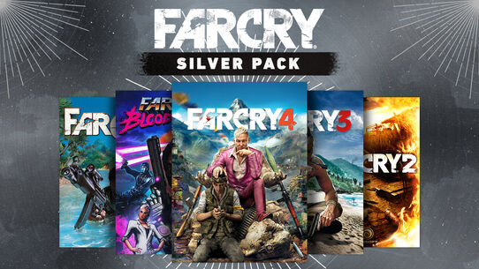 Far Cry® - Silver Pack, , large