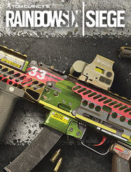 TOM CLANCY'S RAINBOW SIX SIEGE RUSSIAN RACER PACK, , large