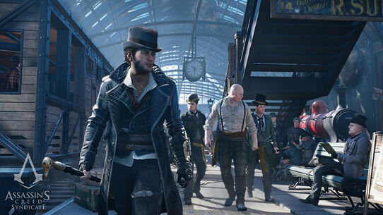 Assassin's Creed Syndicate, , large