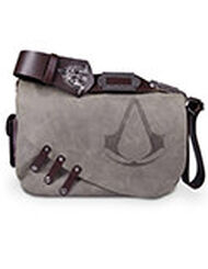 Assassin's Creed Black Flag - Leather Messenger Bag, , large