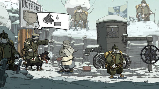 Valiant Hearts - The Great War, , large