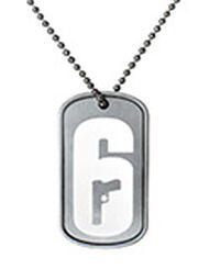 Six Siege - Operators Necklace, , large