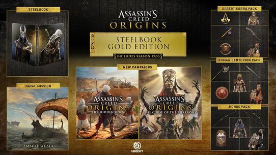 Αποτέλεσμα εικόνας για Assassin's Creed Origins Gold Edition