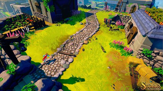 Stories: The Path of Destinies, , large