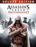 Assassin's Creed Brotherhood Deluxe Edition, , large