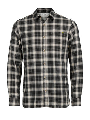 CLASSIC CHECKED CASUAL SHIRT