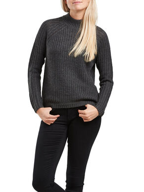 HIGHNECK KNITTED PULLOVER