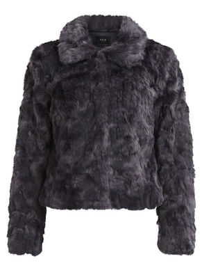 FAKE FUR JACKET
