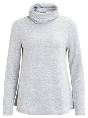 ROLL NECK - LONG SLEEVED TOP