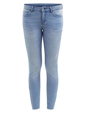 7/8 SKINNY FIT JEANS