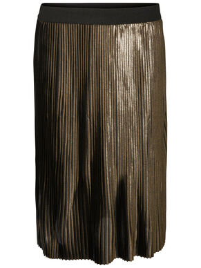 PLEATED NW SKIRT