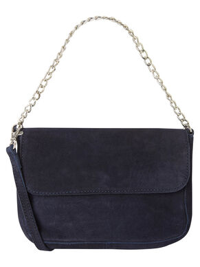SHOULDER SUEDE BAG