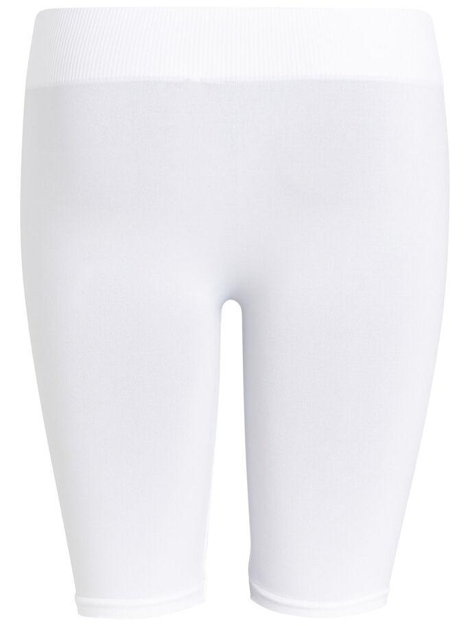 BASIC SHORTS, White, large