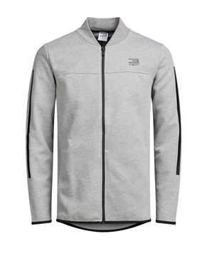 CLASSIC ZIP THROUGH SWEATSHIRT