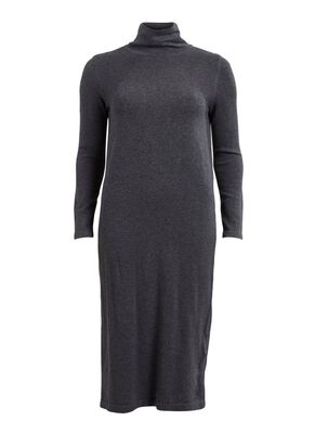 SIMPLE KNITTED DRESS
