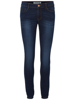 NW LUCY SKINNY FIT-JEANS