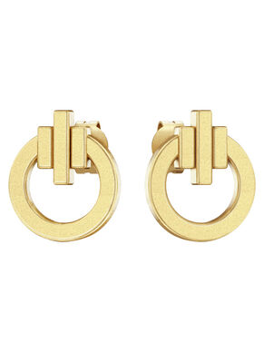 GOLD PLATING EARSTUDS
