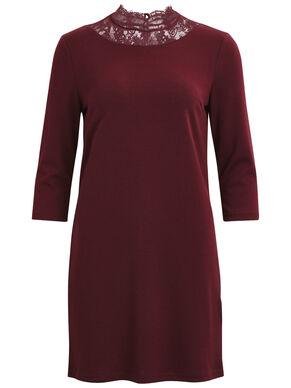 VITINNY - LACE DETAIL DRESS