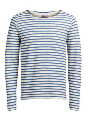 CLASSIC STRIPED SWEATSHIRT