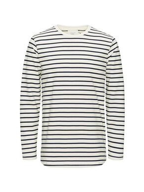 STRIPED SWEATSHIRT SWEATSHIRT