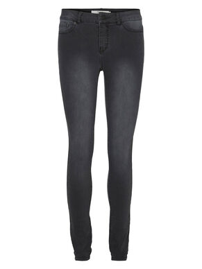 SEVEN NW SLÄTA SKINNY FIT JEANS