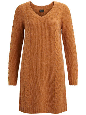 CABLE KNIT - DRESS