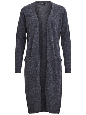 RIVA - LONG KNITTED CARDIGAN