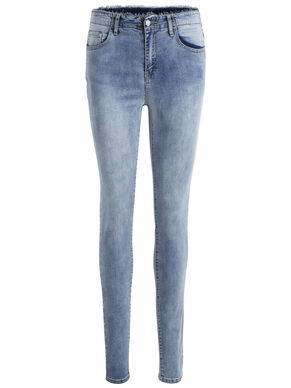 HIGH WAIST - SKINNY FIT JEANS