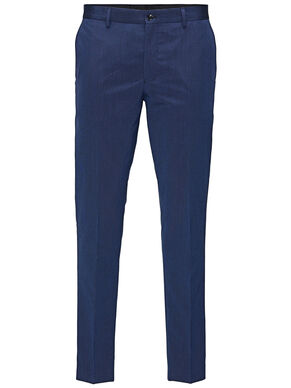 STRUCTURED TROUSERS