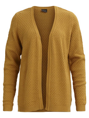 OPEN KNITTED CARDIGAN