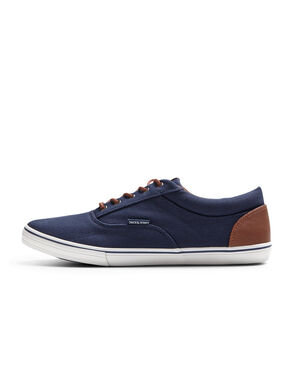 MIXED CANVAS TRAINERS