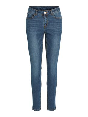 SIMPLE SKINNY FIT JEANS