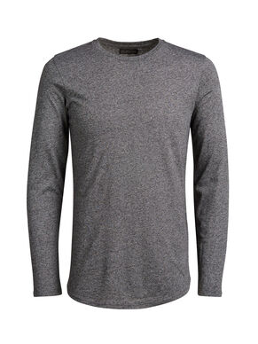 LONG-FIT LONG-SLEEVED T-SHIRT