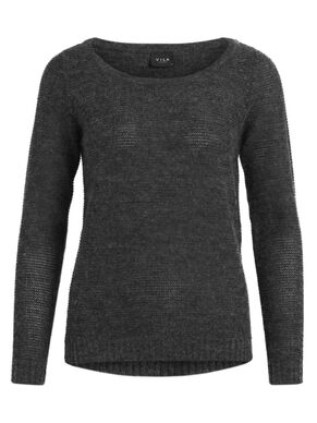 SIMPLE KNITTED TOP